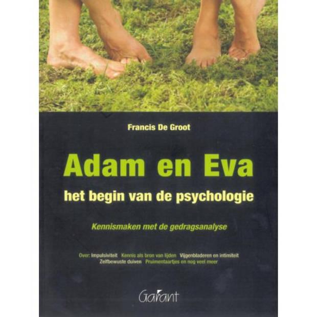 Adam En Eva: Het Begin Van De Psychologie