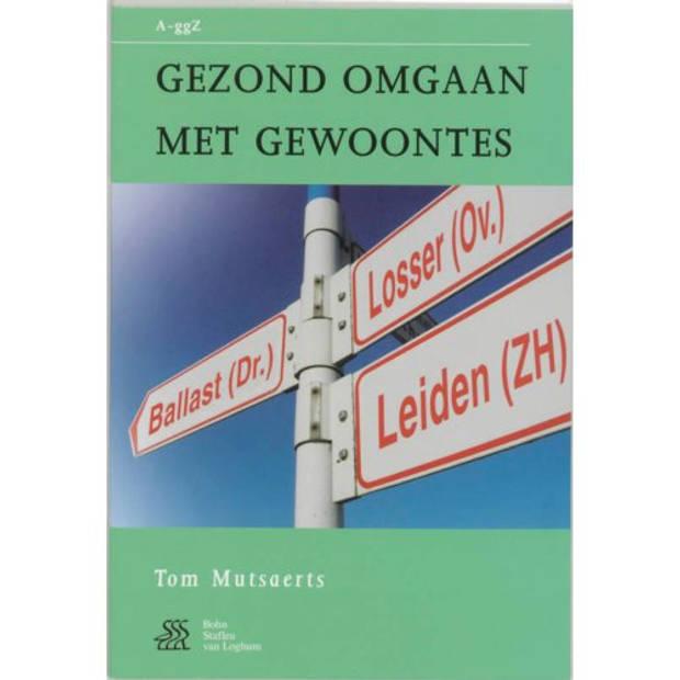 Gezond Omgaan Met Gewoontes - Van A Tot Ggz
