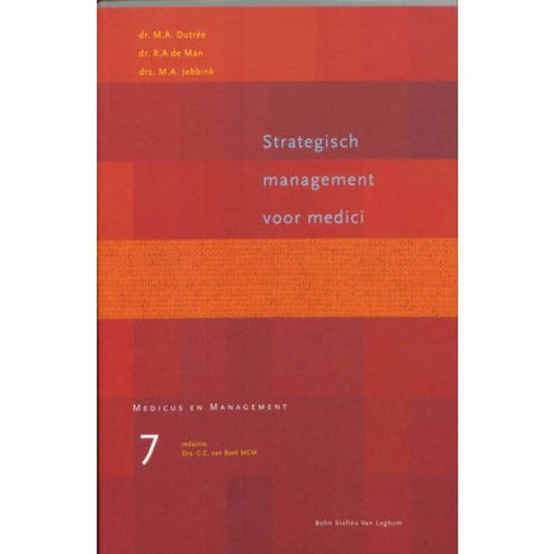 Strategisch Management Voor Medici - Medicus &