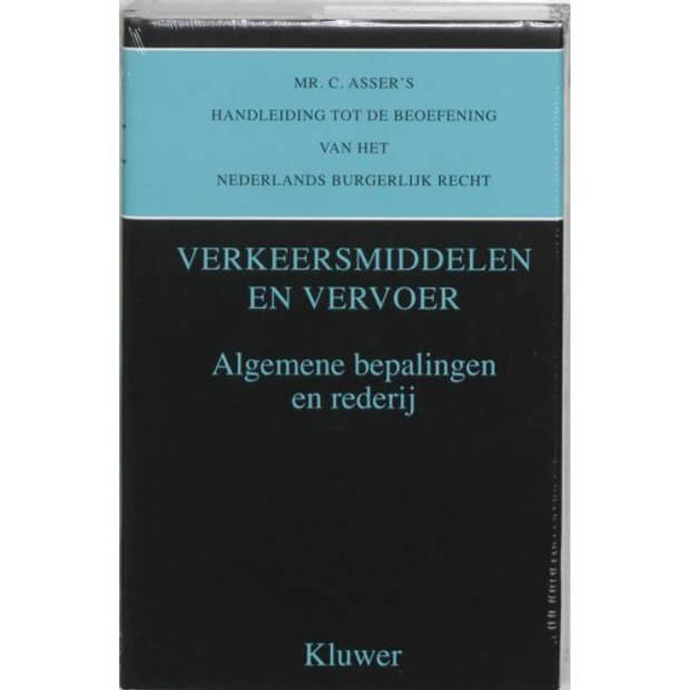 Algemene Bepalingen En Rederij - Asser-Serie