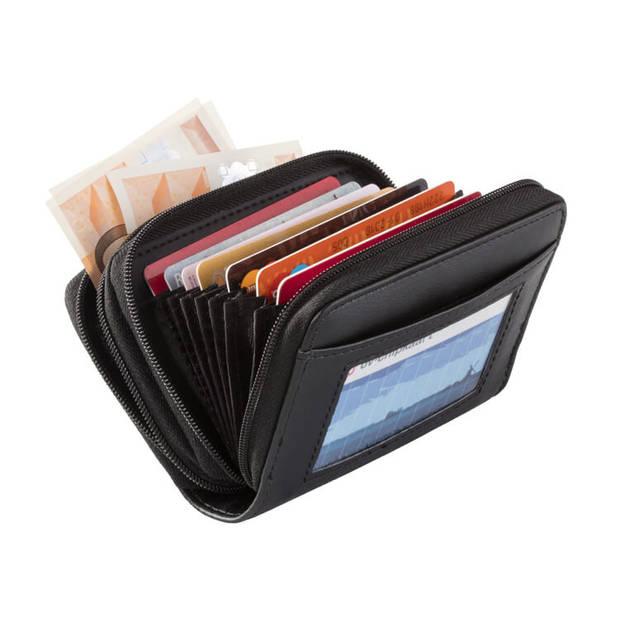 Safe Wallet 2.0 - Pasjes Houder 36 Pasjes - RFID Blocking