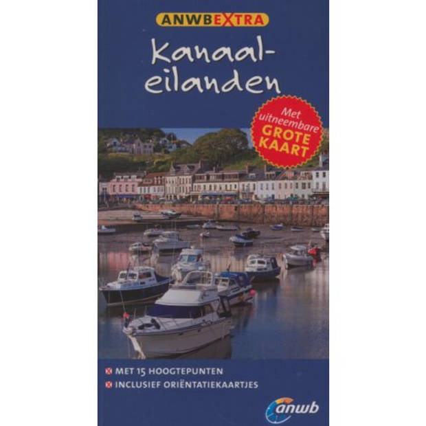 Kanaaleilanden - Anwb Extra