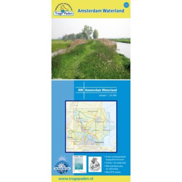 Amsterdam Waterland - Trage Paden
