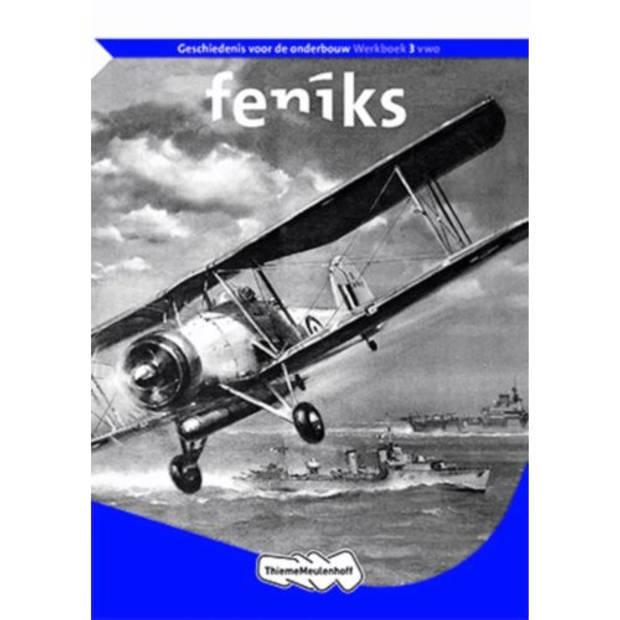 Feniks / 3 Vwo / Werkboek