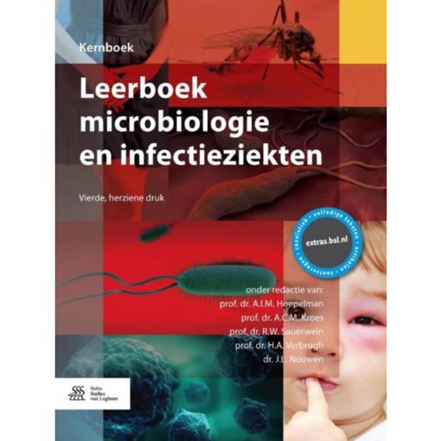 Leerboek Microbiologie En Infectieziekten