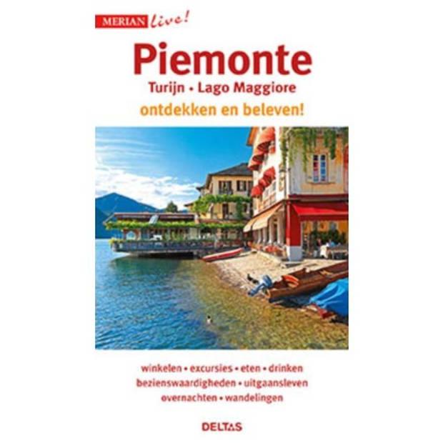 Piemonte - Merian Live!