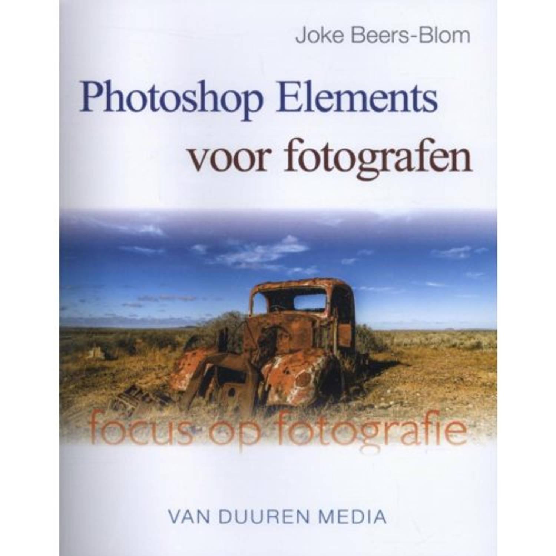 Van Duuren Media Focus op fotografie: Photoshop Elem (9789059408142)