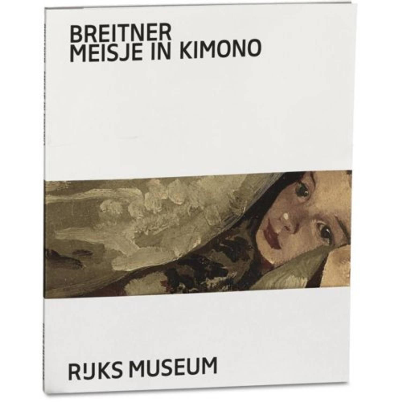 Breitner: meisje in kimono. Veldink, Suzanne, Paperback
