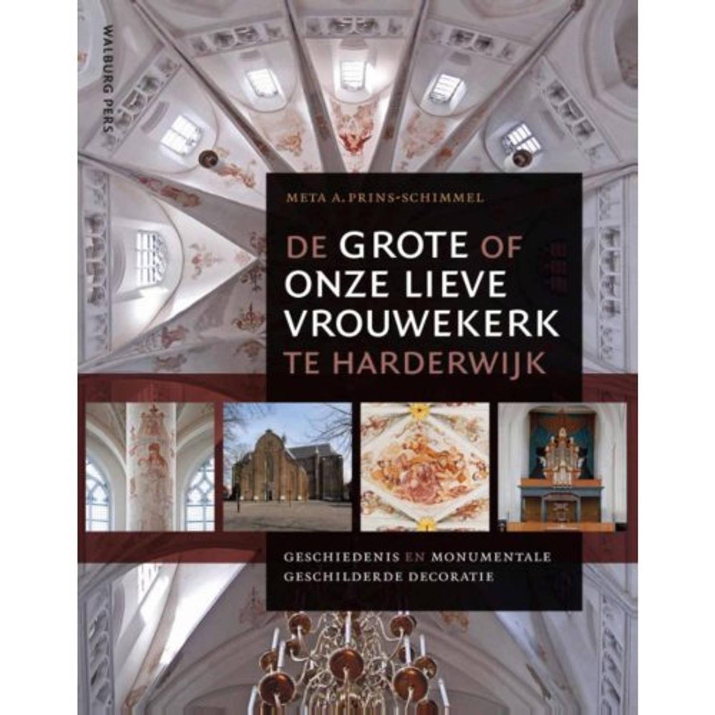 De grote of Onze Lieve Vrouwekerk te Harderwijk