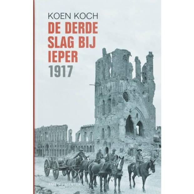 De Derde Slag Van Ieper 1917