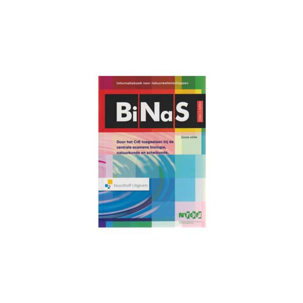Binas / 6e Havo/Vwo / Informatieboek