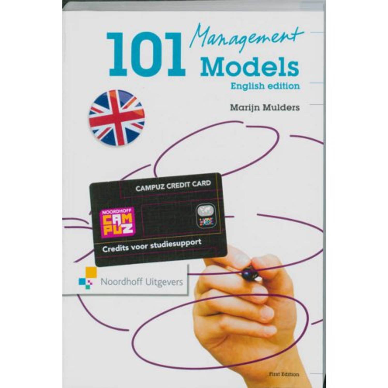 Afbeelding van 101 Management Models