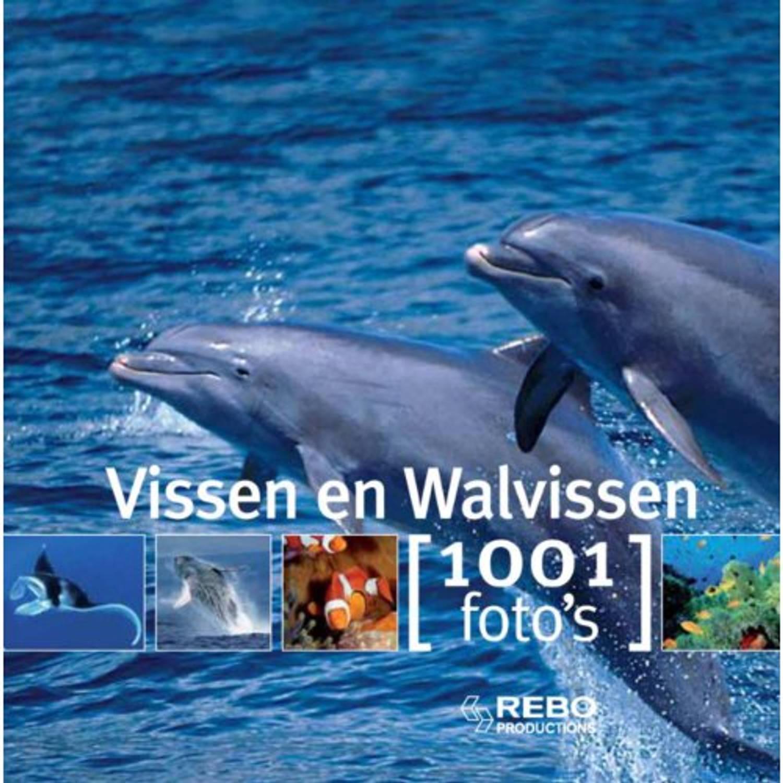 Afbeelding van Vissen en walvissen 1001 foto's - 1001 foto's