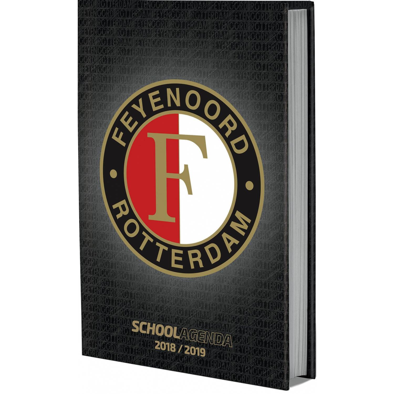 Feyenoord schoolagenda 2018-2019 grijs kopen