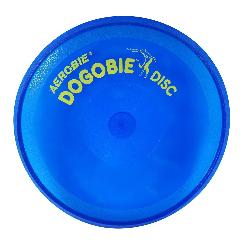 Afbeelding van Aerobie Dogobie hondenfrisbee 20 cm blauw