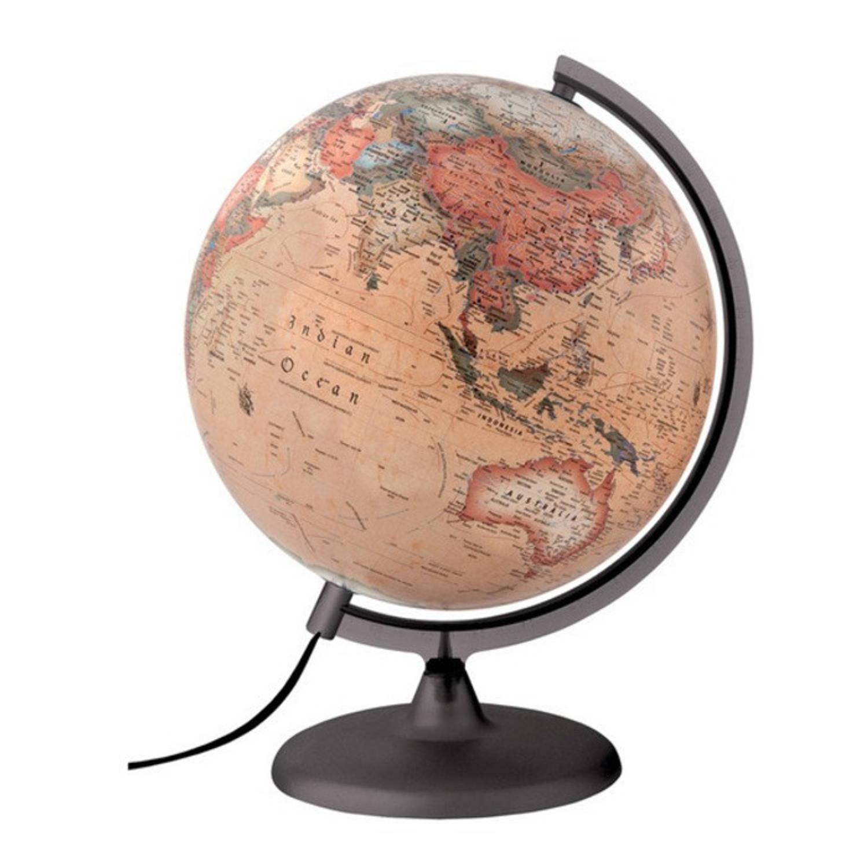 Afbeelding van globe Basic A2 30cm doorsnee engelstalig