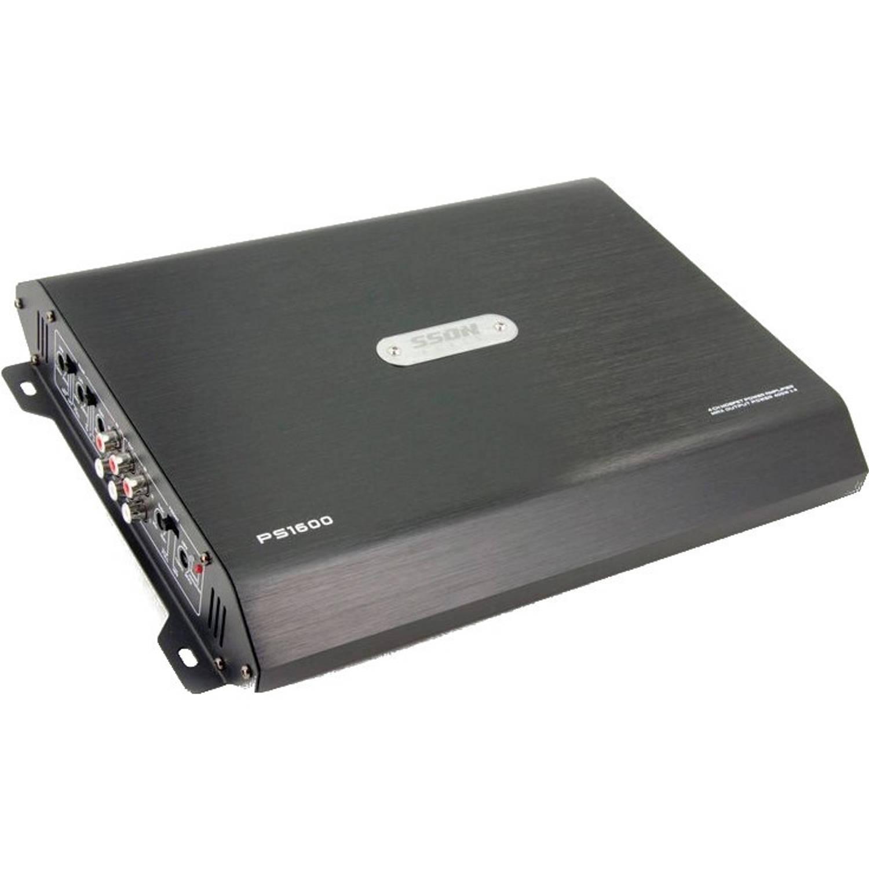 SSDN versterker PS1600 (4 x 90 / 2 x 250 Watt)