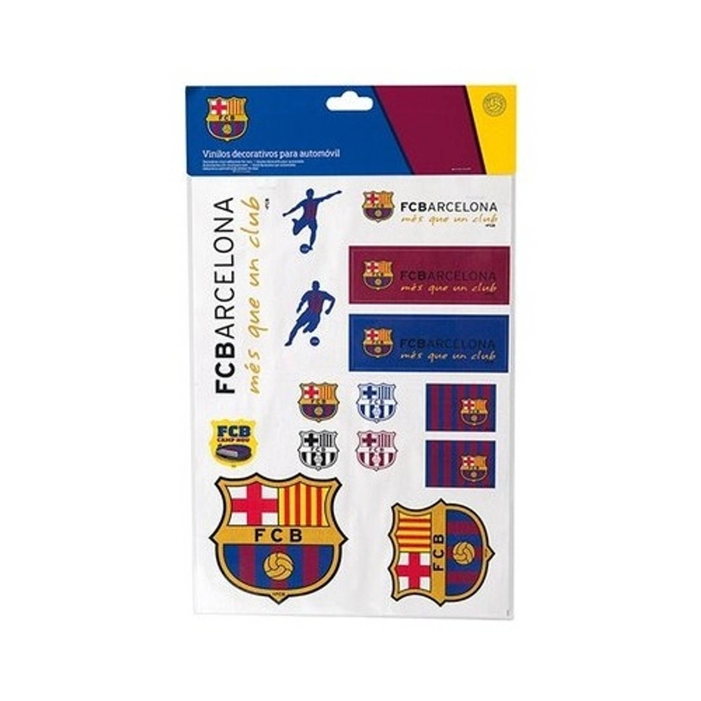 Sumex stickerset FC Barcelona 15-delig