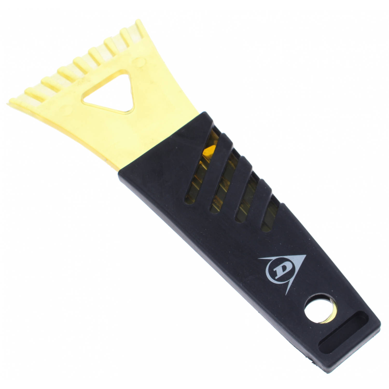 Korting Dunlop Ijskrabber Geel zwart 18 Cm