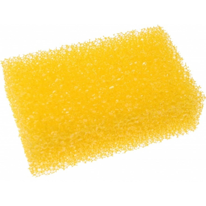 Korting Dunlop Insectenspons 10,5 X 7 X 3,5 Cm Foam Geel