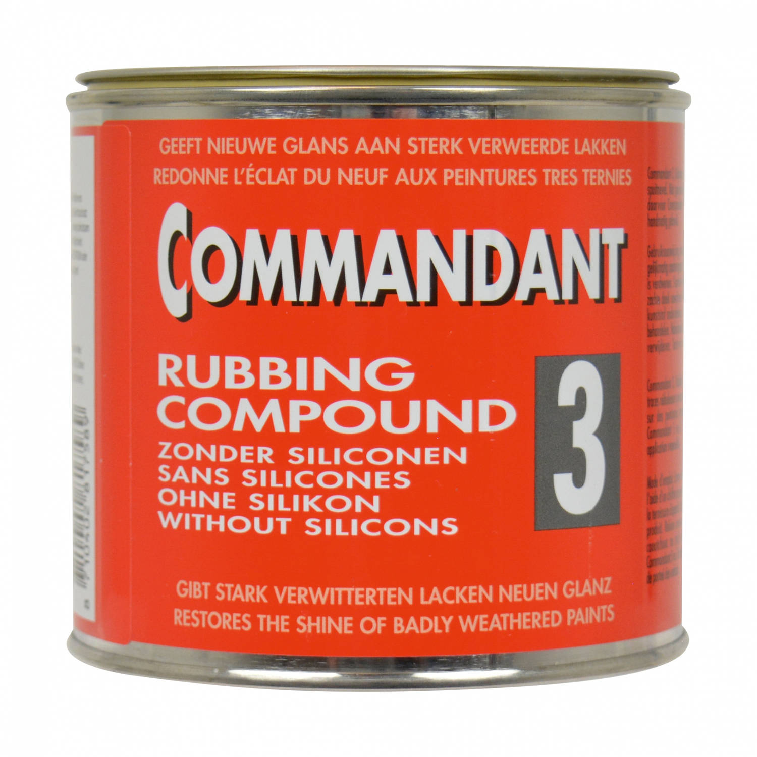 Commandant C35 Rubbing Compound nr3 500 gr
