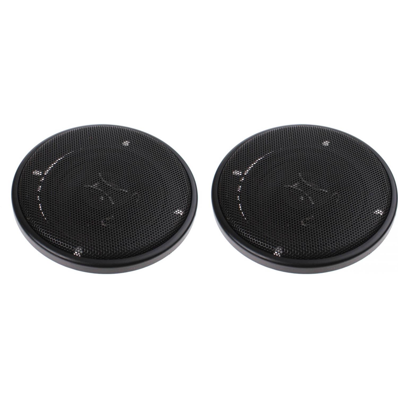 Excalibur speakerset X10.22 100W RMS 4'' zwart