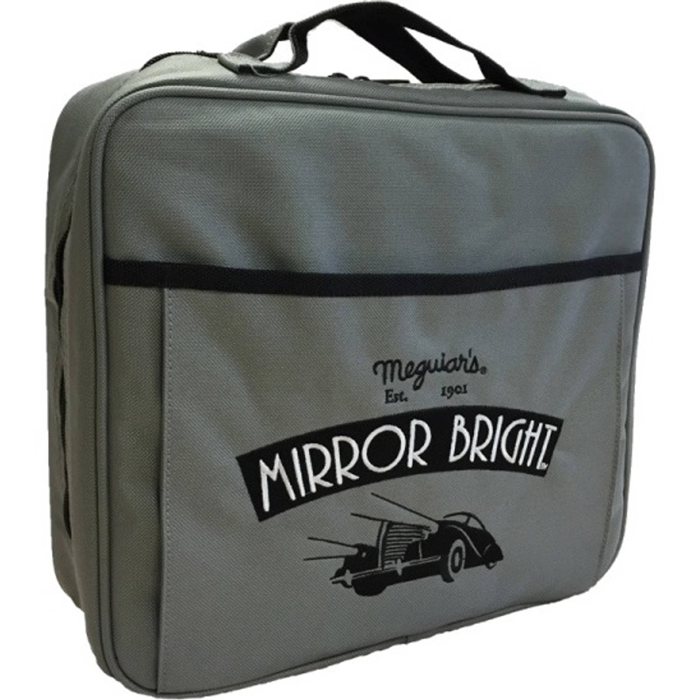 Korting Meguiar's opbergtas Mirror Bright Bag 25 cm