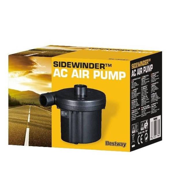 Bestway luchtpomp Sidewinder AC - 220/240V
