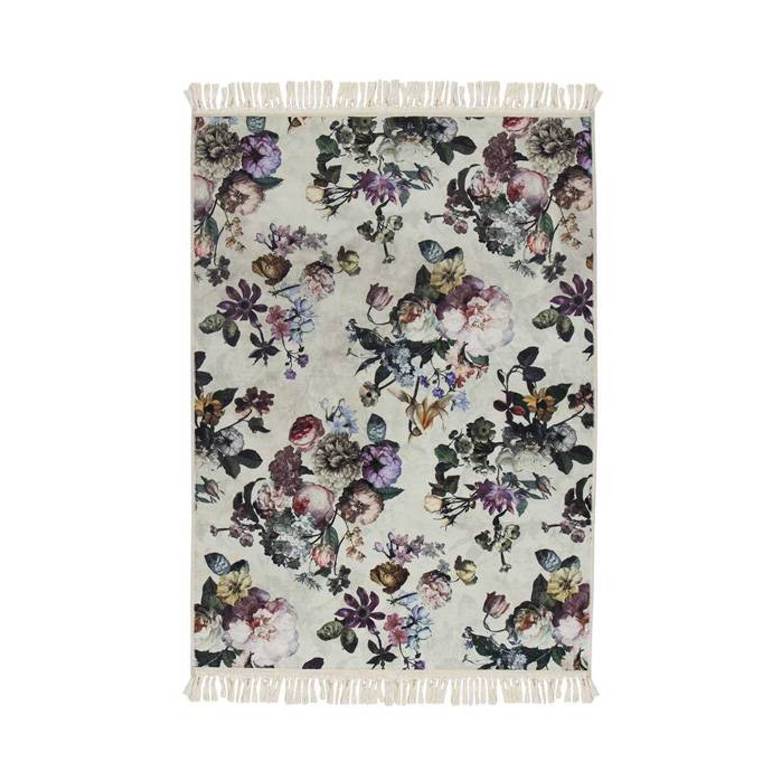 Essenza Karpet Fleur - Ecru 60x90