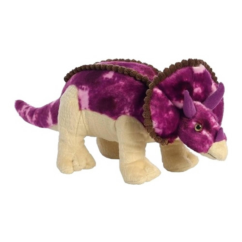 Aurora Triceratops Knuffel 33 cm