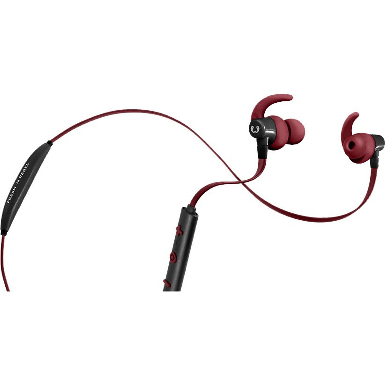 Lace Wireless Sport Earbuds Ruby