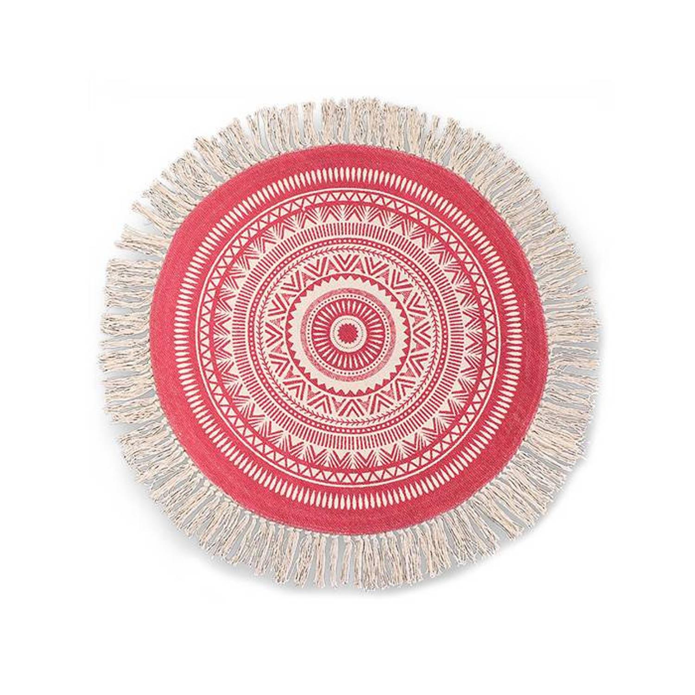 Unique Living Floormat Maya - Rood