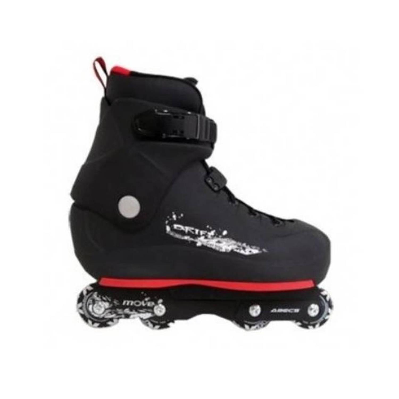 433a0f2b748 Cyber Monday Move Inline Skates Lightning Boy Verstelbaar zwart maat ...
