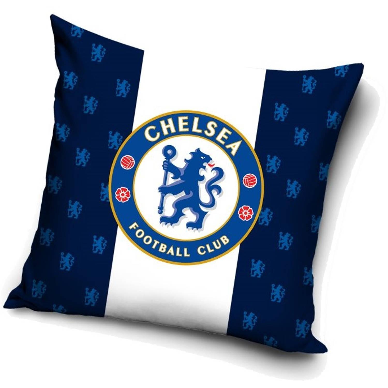 Chelsea Sierkussen met logo 40 cm