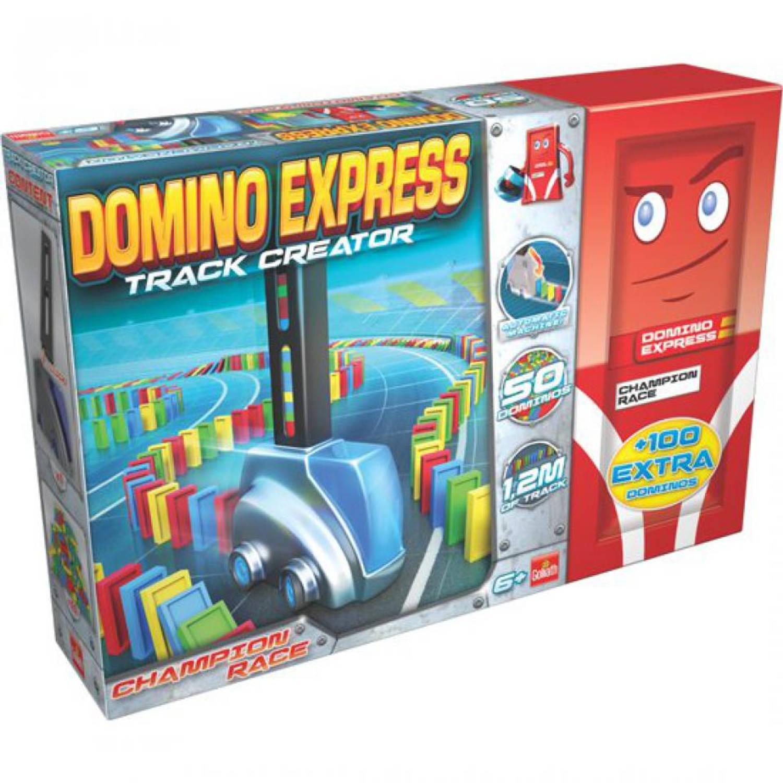 Domino Express - Track Creator (+400 dominos) - Goliath