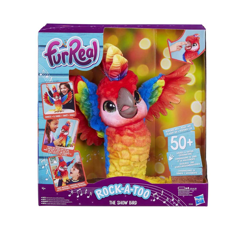 FurReal Friends Coco de papegaai