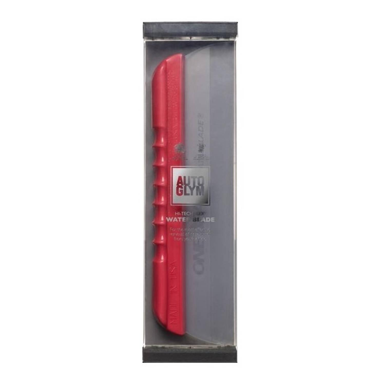 Afbeelding van Autoglym Hi-Tech Flexi Water Blade trekker 30,5 cm rood