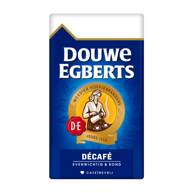 Korting Douwe Egberts Décafé Cafeïnevrije Filterkoffie 250 G