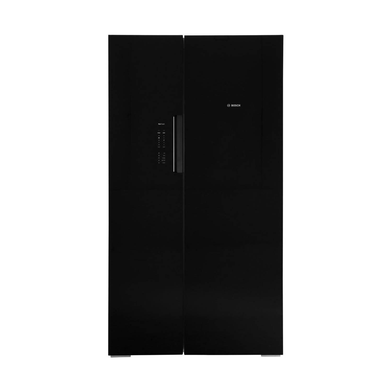 Bosch Serie 8 KAN92LB35 amerikaanse koelkasten - Zwart