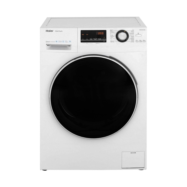 Haier HW100-B14636 wasmachines - Wit