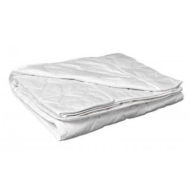 iSleep zomerdekbed katoen - 2-Persoons 200x200 cm