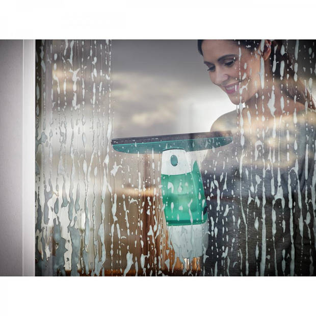 Leifheit raamzuiger Dry&Clean All-in-one-set