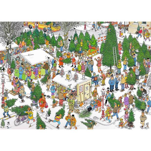 Jan van Haasteren puzzel kerstcadeautjes - 2 x 1000 stukjes
