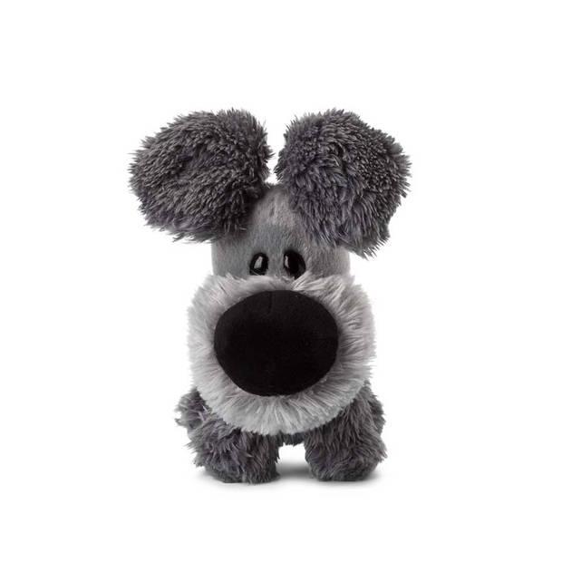 Woezel & Pip knuffel Woezel - 16 cm - grijs