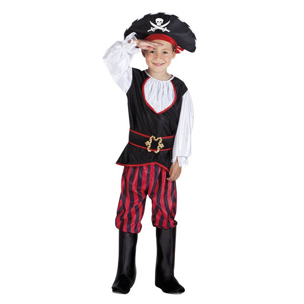 Boland St. kinderkostuum piraat Tom