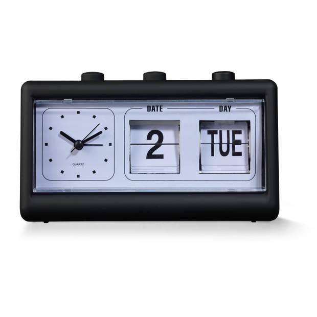 Retro Kalenderklok en alarm