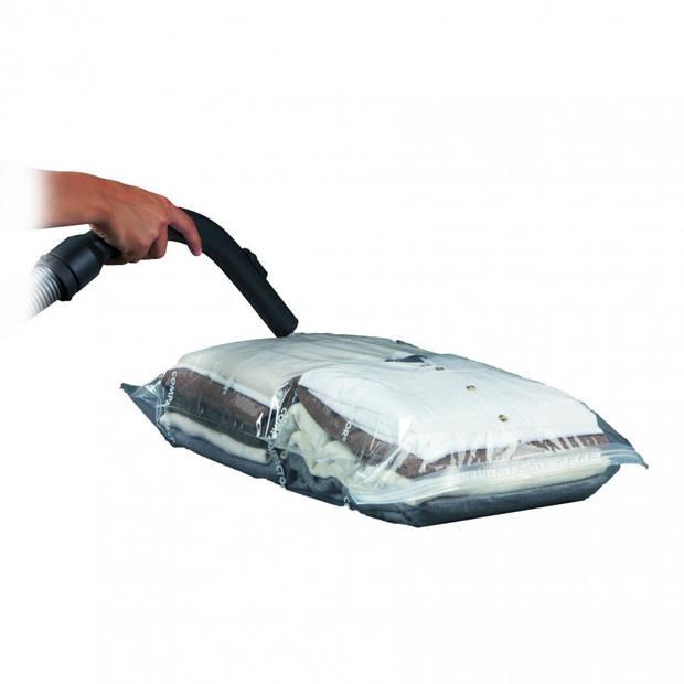 Compactor vacuumzakken - oprolbaar - 2 stuks