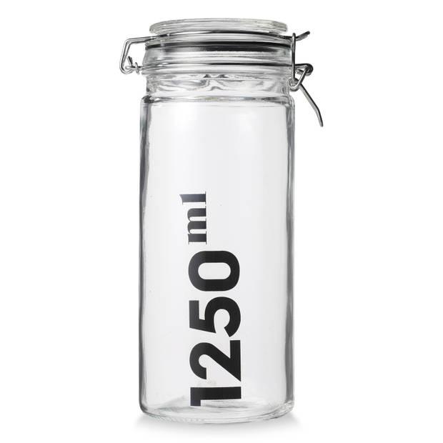Blokker Weckpot - 1,25 liter