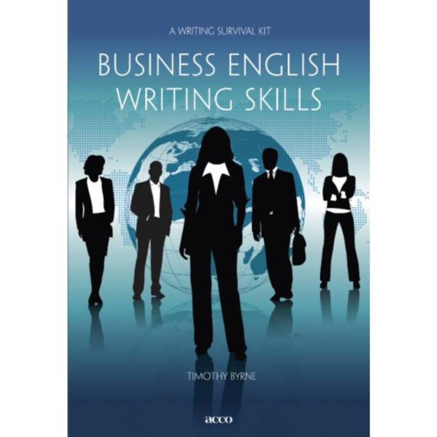 Business English writing skills