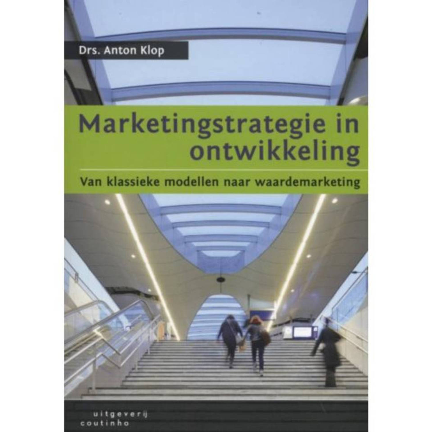 Marketingstrategie in ontwikkeling